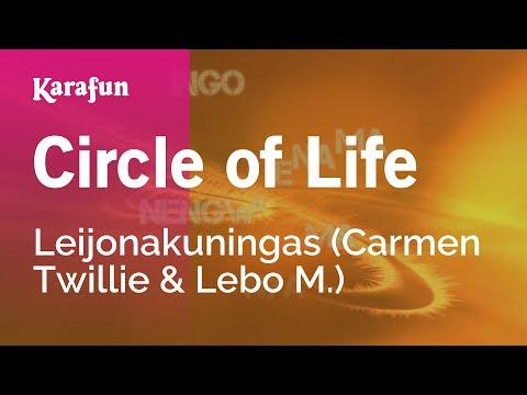 Karaoke Circle Of Life - The Lion King *