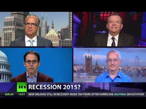 CrossTalk: Recession 2015?
