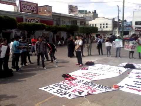 Marcha Pacífica Ocotlán Jalisco