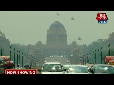 Air Pollution In Delhi Extremely Dangerous