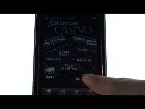 iPhone games - Astraware Casino