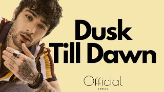 download lagu Zayn ‒ Dusk Till Dawn  /   gratis