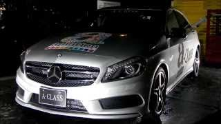 Mercedes-Benz A-Class A180 Sports