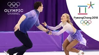 Figure Skating, Biathlon, Luge and More! | Highlights Day 6 | Winter Olympics 2018 | PyeongChang