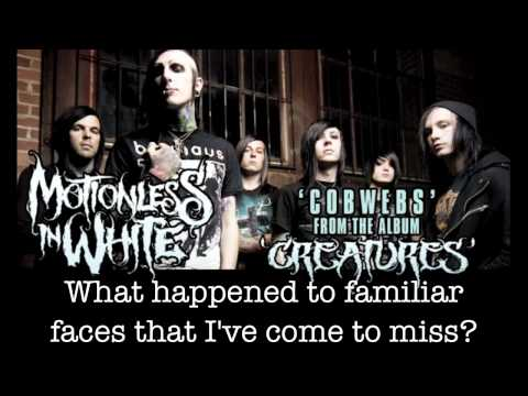 Motionless In White - Cobwebs
