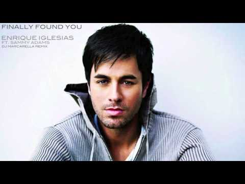 Enrique Iglesias - Finally Found You [dj Marcarella Remix] video