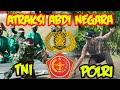 PSHT TNI POLRI (ATRAKSI PARA ABDI NEGARA)