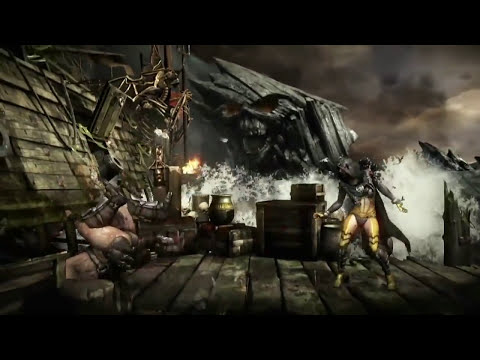 Mortal Kombat X Gameplay 13 Minutes