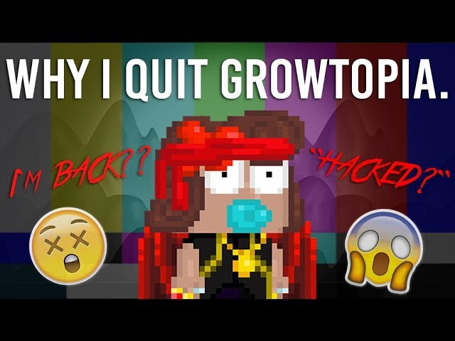 WHY I QUIT GROWTOPIA FOR 2 YEARS **THE TRUTH**