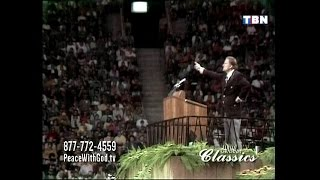 Billy Graham - The Devil and Demons - Dallas TX 1971