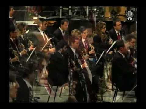 Mayo from Suite Nº 1 Arrullo - Victoriano Valencia - CIM La Armonica de Buñol - El Litro