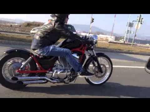 Suzuki Intruder 800 Suzuki vs 800 Custom Intruder
