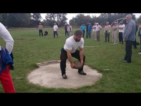 Кавказские спортивные игры :Арсен против Заура (отборочный турнир )