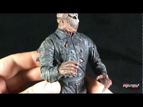 Throwback - Mezco Cinema Of Fear Series 3 Jason Goes to Hell Jason Voorhees