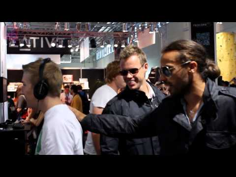 Ach! 'Ne Kontrolle? auf der Gamescom 2012 - Teil 1