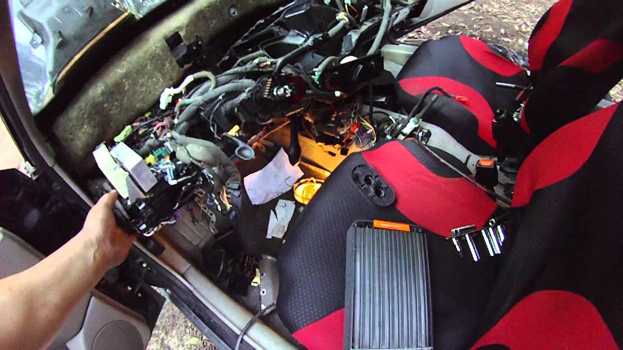 My 98 Jetta Glx Vr6 Heater Core Replacement Youtube