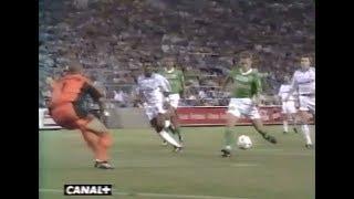 Marseille 3-3 ASSE - 3e journée de D1 1999-2000