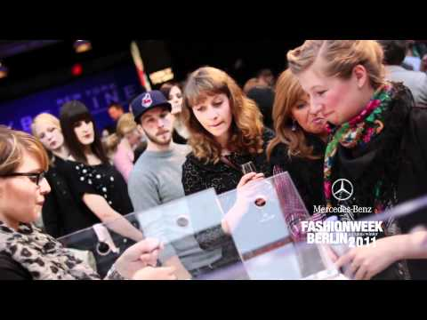Mercedes Benz Fashion Week Berlin AW2011 - HIGHLIGHT DAY 4 Music Videos