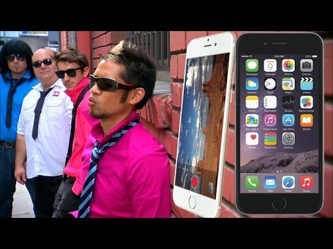 Apple Byte - iPhone 6 You Up - The Music Video