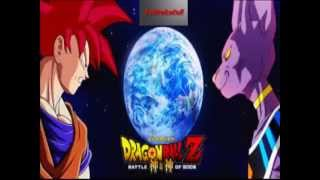 Dragon Ball Z: Battle of Gods - Dragon ball Z:Battle Of Gods Flow's Hero Soundtrack (Ending Theme)