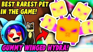 I OPENED ALL 150 REWARDS AND GOT THE RAREST BEST PET IN THE GAME! Roblox Bubble Gum Simulator