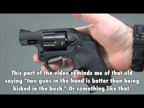 Ruger LCR: Innovative or Ordinary
