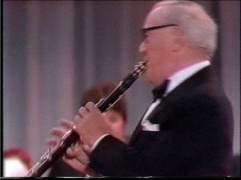 Anything for You - Benny Goodman 1985