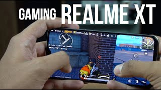 Realme XT Gaming Review, PUBG Mobile Gaming Performance, Battery Drain and Heating Test