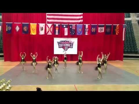 Lone Star College Cyfair Dance Team 2014 Nationals