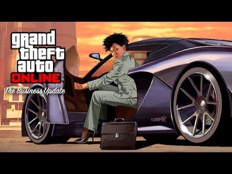 GTA Online - Nova DLC The Business Update Dia 04 de Março.