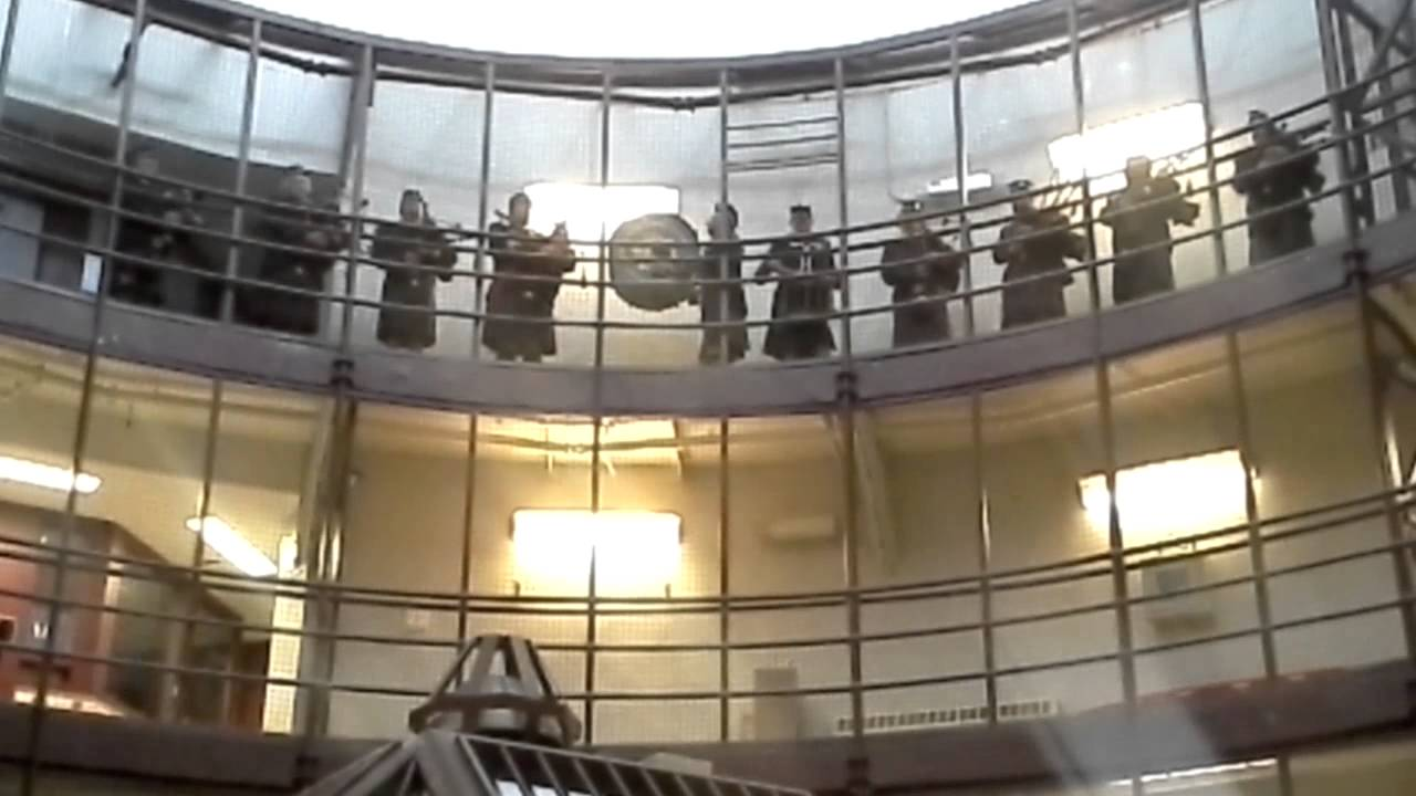 Kingston Penitentiary Closing Ceremony Youtube