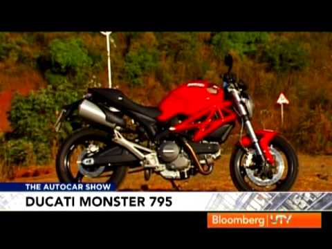 2012 Ducati Monster 795 | Comprehensive Review | Autocar India