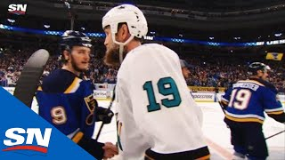 Blues Shake Hands With Sharks, Advance To 2019 Stanley Cup Final