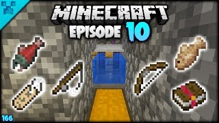 SUPER EASY 1.14 AFK Fish Farm! | Python's World (Minecraft Survival Let's Play S3 1.14) | Episode 10