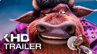 SING Trailer German Deutsch (2016)