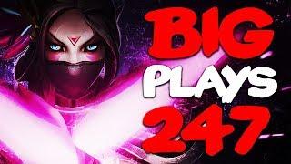 Dota 2 - Big Plays Moments - Ep. 247