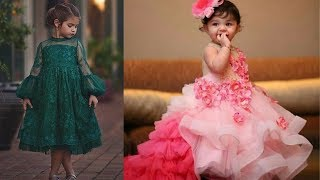 latest baby gown dress designs || party wear baby frock design || latest baby gown dress designs