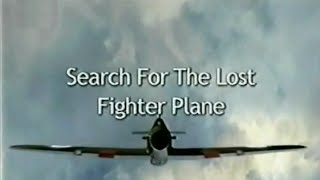 search for the lost fighter plane- Battle of Britain