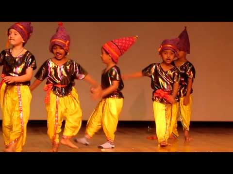 Toshi Annual Day Dance - Marathi Koli Song