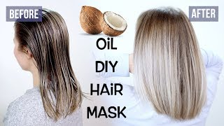 DIY Coconut Oil Hair Mask Tips & Tricks