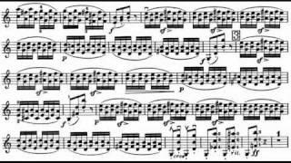Jascha Heifetz - La Ronde des lutins (Scherzo fantastique), Op. 25