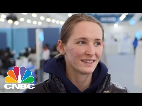 Olympic Athletes Reveal Favorite Social Media Apps | CNBC