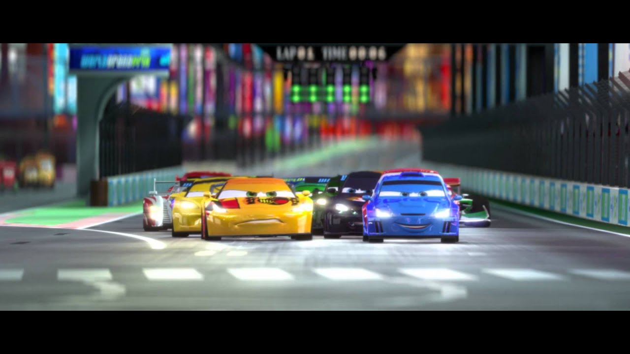 All Racers In Cars