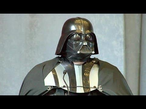 Ukraine: Darth Vader darf nicht bei den Präsidentenwahlen antreten
