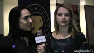 Zahn McClarnon at the SAG Screening of Reel Injun, American Indian Actors at LA Skins Fest