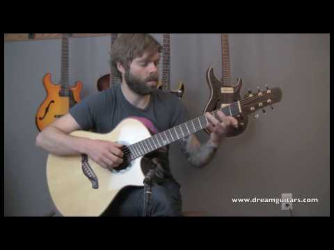 Jordan McConnell at Dream Guitars