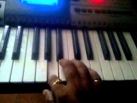 Aasaia kathula thothu vitu from johhny keyboard