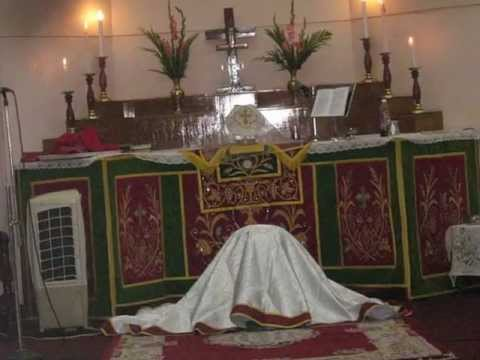 Karthave Nin Vathilil Mutunnu-mar Thoma Syrian Church Qurbana Chant video