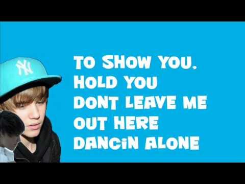 Justin Bieber Ft Sean Kingston - Eenie Meenie Lyrics On Screen video