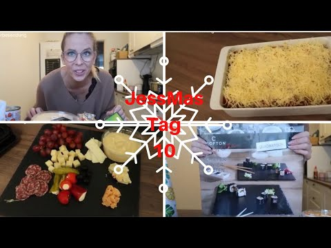 JessMas Tag 10 | Lasagne kochen | Langweiliger Tag |